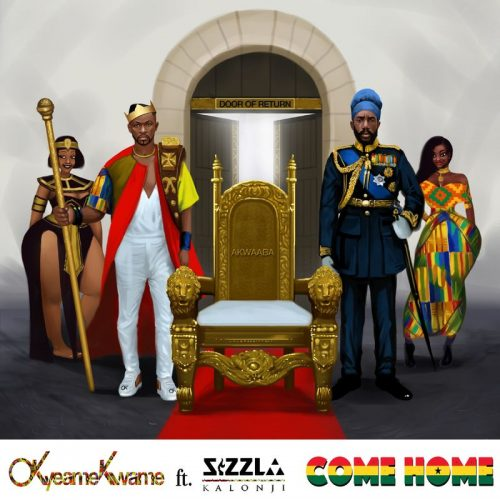 come home 500x500 - Okyeame Kwame ft. Sizzla - Come Home