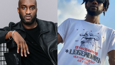 Photo of Kwaku DMC Becomes First Rapper To Be Featured On Virgil Abloh's Televised Radio