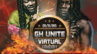 Photo of Stonebwoy & Samini to headline 'GhUnite Virtual Concert' With Kofi Kinaata & Kuami Eugene — November 1st