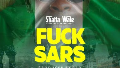 Photo of Shatta Wale – Fuck Sars (Prod. by Paq)