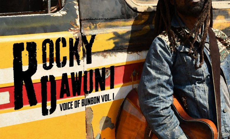 "Photo of Rocky Dawuni readies new EP, ""Voice of Bunbon, Vol. 1"""