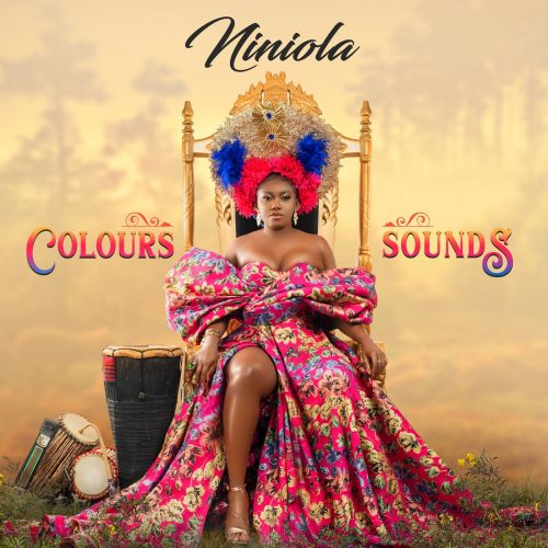 cover 1 500x500 - Niniola - Colours And Sounds (Full Album)