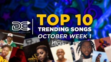 Photo of October Week 1: Top 10 Trending Songs