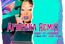 Photo of Victoria Kimani – Afreaka (Remix) ft. Stonebwoy