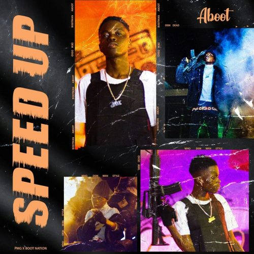 Aboot Speed Up cover art 500x500 - Aboot - Speed Up