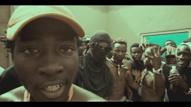 Condemn cover art 1 390x220 - Jay Bahd x City Boy x O'Kenneth x Reggie x Kwaku DMC – Condemn (Official Video)
