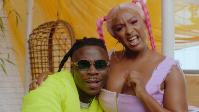 Cuppy Stonebwoy Karma video 390x220 - Cuppy ft Stonebwoy - Karma (Official Video)