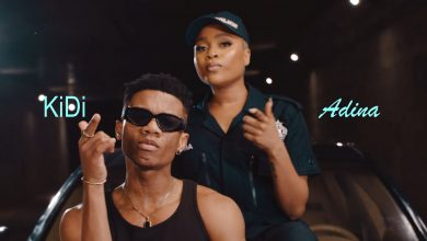 Kidi One Man video 390x220 - Kidi ft Adina Thembi - One Man (Official Video)