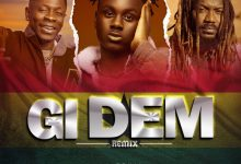 Larruso Gi Dem remix cover at 220x150 - Larruso - Gi Dem (Remix) ft Samini & Shatta Wale