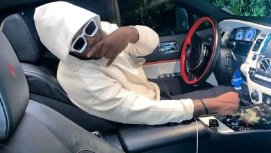 Medikal new car 390x220 - Video: Medikal acquires New 2021 Range Rover Autobiography