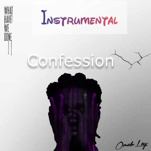 Omah lay confession instru 500x500 - Omah Lay - Confession (Instrumental)