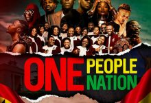 One People One Nation artwork 220x150 - Stonebwoy - One People - One Nation ft King Promise , Fancy Gadam, Fameye, Maccasio, Efya, Teephlow, DarkoVibes & Bethel Revival Choir