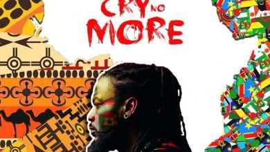 Samini Cry No More cover art 390x220 - Samini - Cry No More