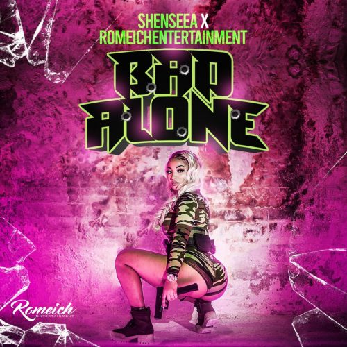 Shenseea Bad Alone 500x500 - Shenseea - Bad Alone
