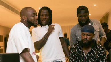 Stonebwoy ft davido 390x220 - Stonebwoy threatens Legal Action Over the Leak of His Song, 'Activate' featuring Davido