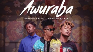 Strongman Awuraba cover art 390x220 - Strongman - Awuraba ft. Fameye & Quamina Mp