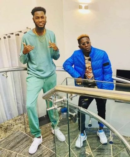 Ypee and Shatta Wale 414x500 - Listen To Shatta Wale's New Song Titled 'Azaa' Featuring Ypee