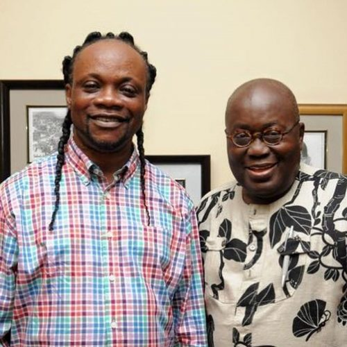 daddy lumba nana 500x500 - Daddy Lumba - 4 More For Nana (Official NPP Campaign Song)