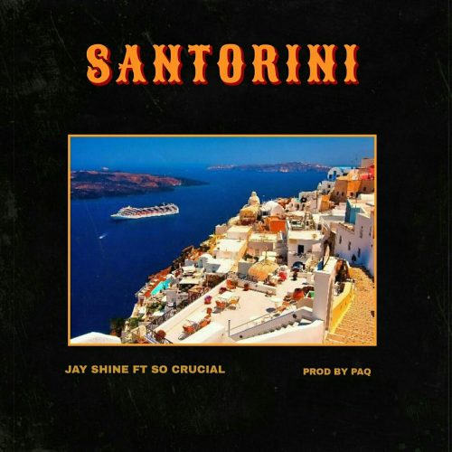 jay shine santorini 500x500 - Burna Boy feat. Damian Marley & Angelique Kidjo - Different