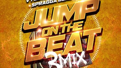 vybz kartel jump 3mix 390x220 - Vybz Kartel - Jump on the Beat (3mix) ft. Demarco, Likkle Vybz & Spragga Benz