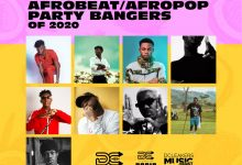 AfropopAfrobeat party bangers 220x150 - The Biggest Afrobeat/Afropop Party Bangers Of 2020