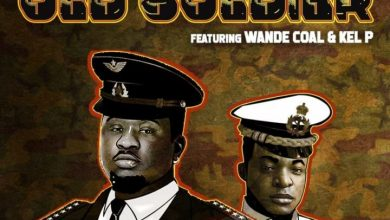 Black Diamond Old Soldier cover art 390x220 - Black Diamond - Old Soldier ft Wande Coal & Kel P