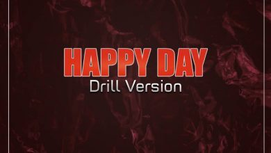 MANDEM Mix HAPPY DAY DRILL 390x220 - DJ Shiwaawa & Sarkodie ft. Kuami Eugene - Happy Day (Drill Version)