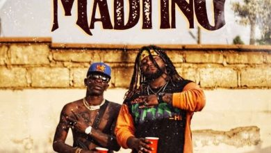 Shatta Wale Mad ting cover art 390x220 - Shatta Wale - Madtin ft Captan