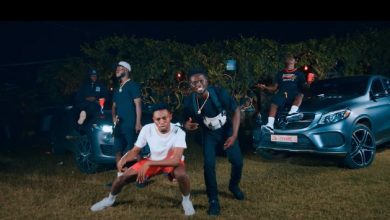 Showboy nyame video 390x220 - Showboy - Nyame Dada ft. Kojo Phino, AMG Armani, Kweku Flick & YPee (Official Video)
