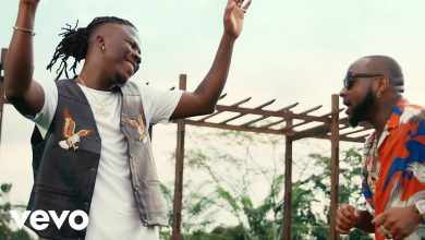Stonebwoy Activate video 390x220 - Stonebwoy ft Davido - Activate (Official Video)