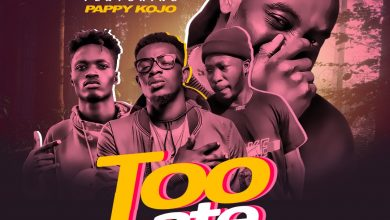 Westside Gang Ft Pappy Kojo 390x220 - Westside Gang - Too Late ft. Pappy Kojo (Prod By Willisbeatz)