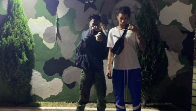 JMG Kofi and Kwesi Arthur 390x220 - Ghanaian-Canadian Artist/Producer JMG Kofi Visits Ghana For The First Time