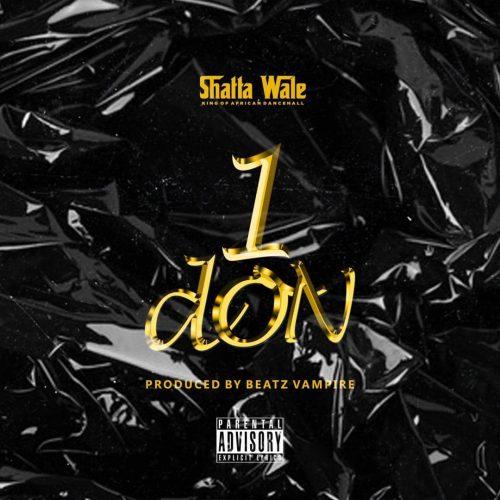 Shatta Wale 1 Don 500x500 - Shatta Wale - 1Don
