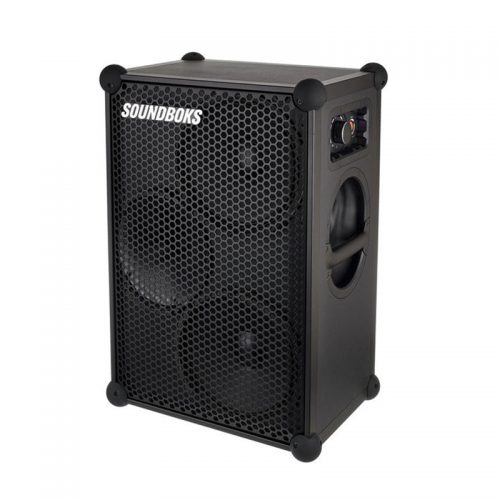 Soundboks 500x500 - Best Wireless Portable Bluetooth Speakers For Your Mini-Events