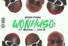 bosom pyung wohunso remix 220x150 - Bosom P-Yung - Wonhuso (Remix) ft. Medikal & Joey B