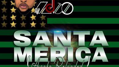 dj kobo santemerica 390x220 - Dj Kobo - SantaMerica (Asaka Reloaded) (Mixtape)