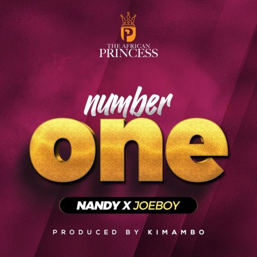 nandy ft joeboy 500x500 - Nandy - Number One ft. Joeboy