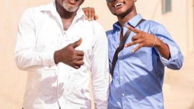 quamina and dad 390x220 - Quamina MP set to pay Tribute to his Late Dad with New EP, 'Bongo'