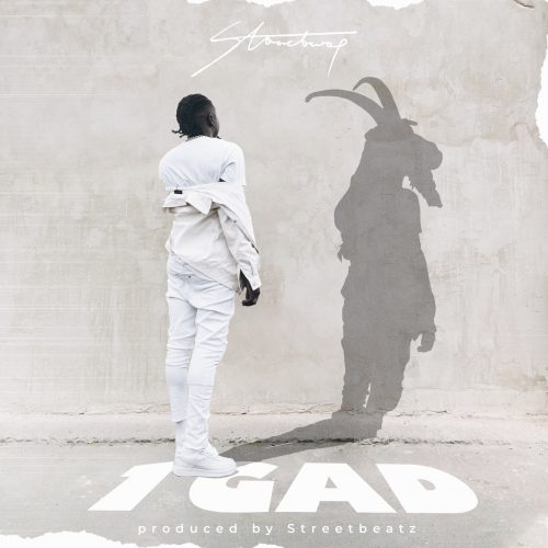 stonebwoy 1gad 500x500 - Stonebwoy claims 'GOAT' status on soon to be released song, '1 GAD'