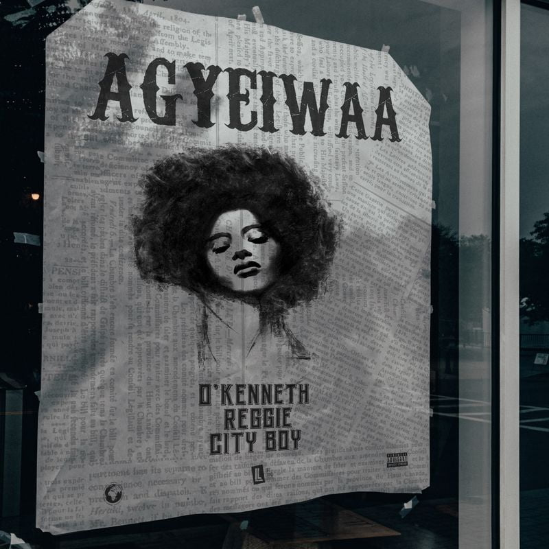 O'Kenneth ft Reggie & City Boy – Agyeiwaa || Museafrica.com